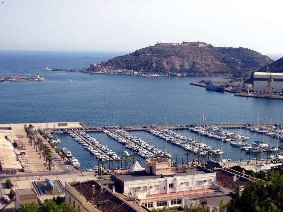 Cartagena views