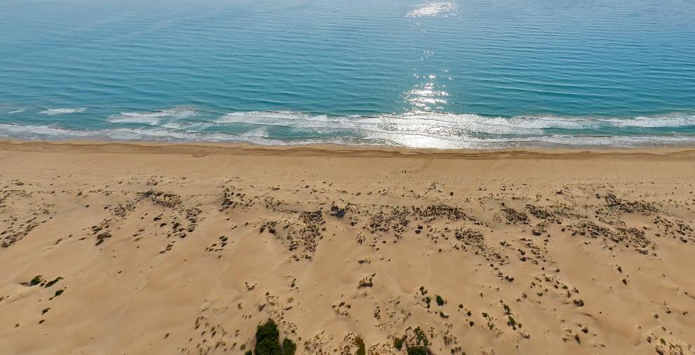 El Moncayo beach