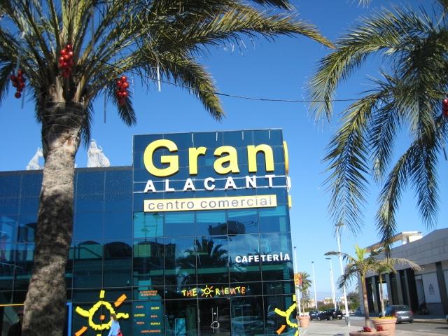 Santa Pola shopping, Gran Alacant