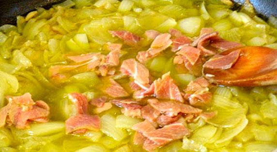 Ingredients Tuna Pie