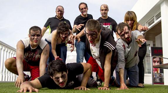 Survival Zombie in Torrevieja