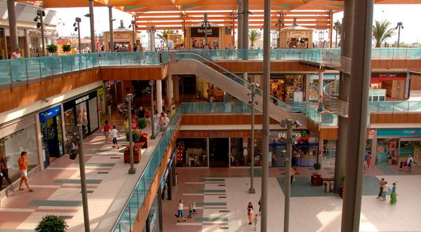 Shop till you drop in Spain