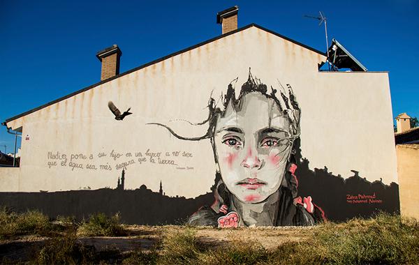 Street Art in Mar Menor