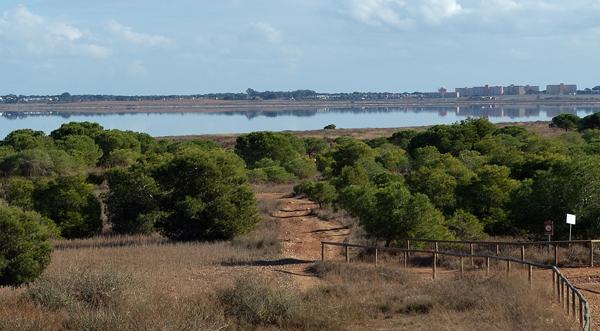 Lagunas de La Mata