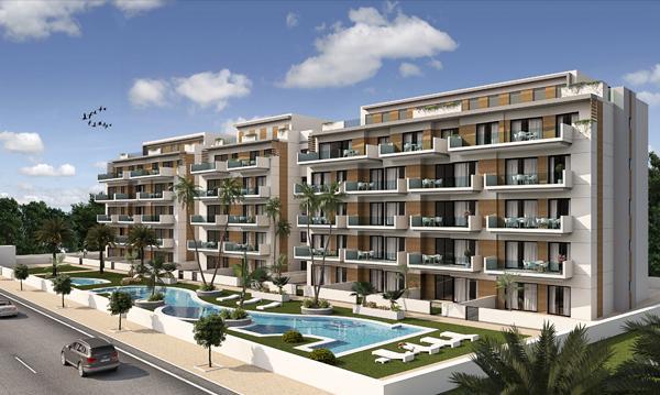 Apartamentos en Guardamar