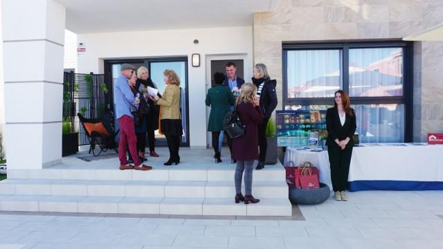 Opening Day Villas Ateka