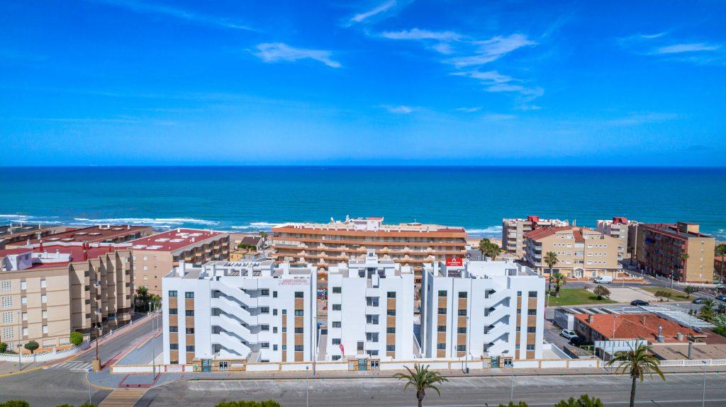 Mare Nostrum apartments in Guardamar