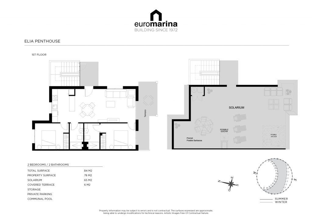 Plano Elia Penthouse