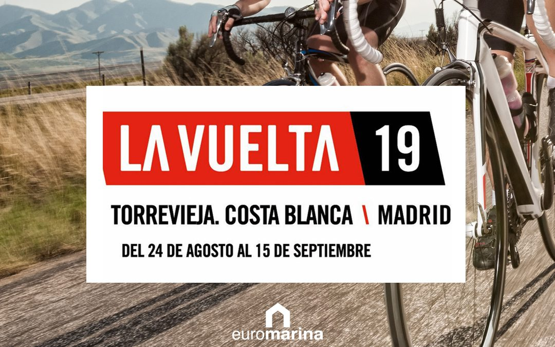 Torrevieja starts The Route Cycling to Spain. EUROMARINA loves the Sport.