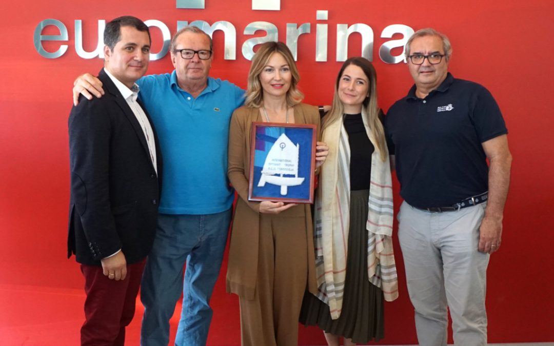 XIII Euromarina Optimist Trophy Torrevieja
