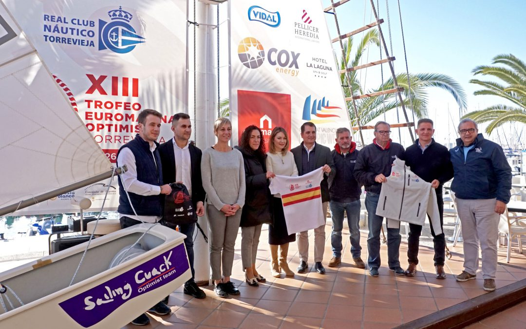 XIII Euromarina Optimist Trophy