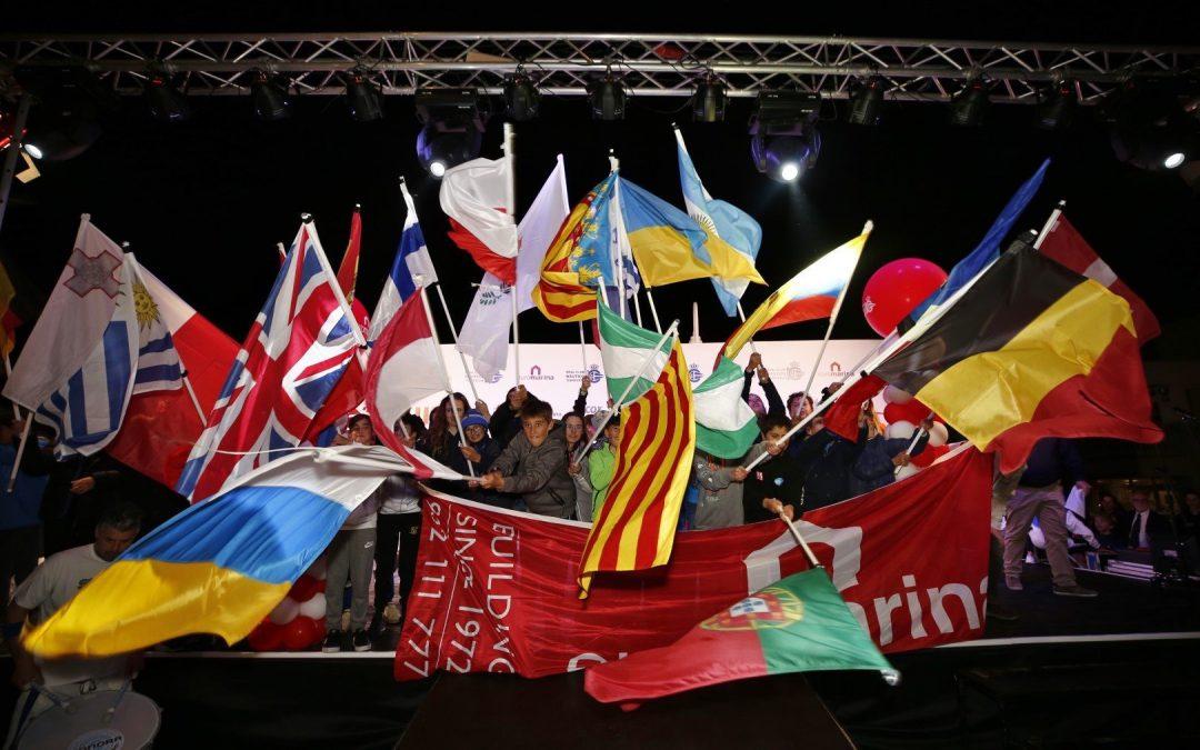 XIII Euromarina Optimist Trophy Begins