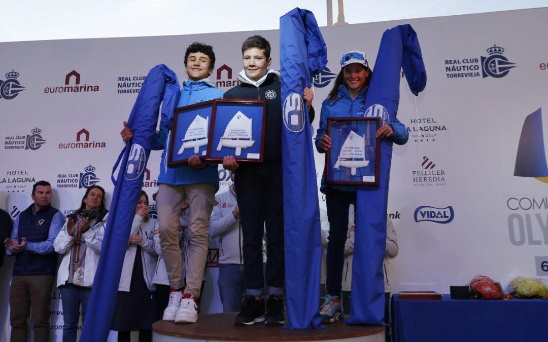 The XIII Euromarina Optimist Trophy Finishes – 26/01/2020