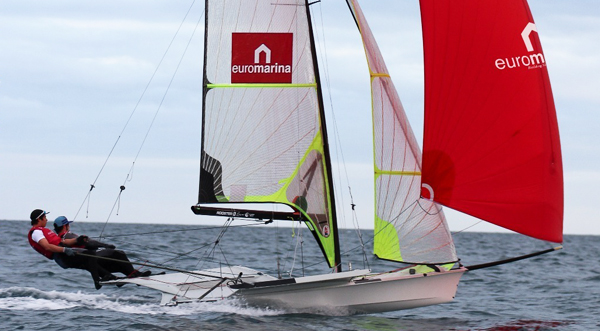 Euromarina Highlights The Great Sports Talent Of Young Sailors