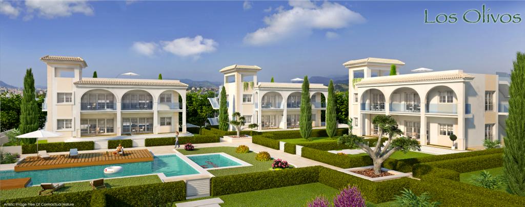 Los Olivos Residential