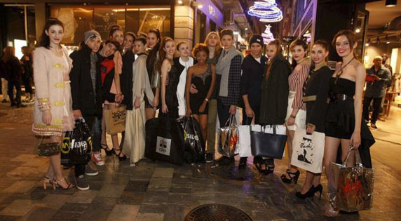 Shopping Night en Murcia