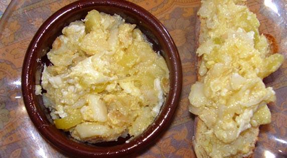 Cómo cocinar Zarangollo Murciano