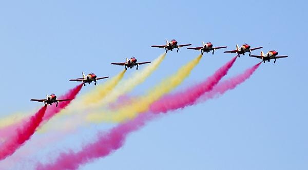 75 Aniversario de la Academia General del Aire